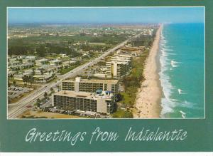 Greetings From Indialantic Florida