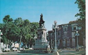 Dominican Republic , 50-60s : Columbus Square , SANTO DOMINGO