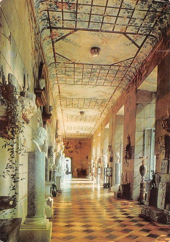 Poland Lancut Muzeum zamek XVII wieku, Galeria Rzezb