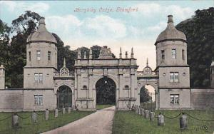 Burghley Lodge , STAMFORD , Lincolnshire , England , 00-10s