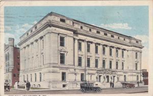 INDIANAPOLIS, Indiana;City Hall, PU-1919