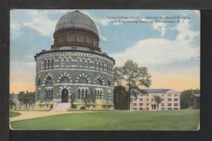 Round Building,Union College,Schnectady,NY Postcard