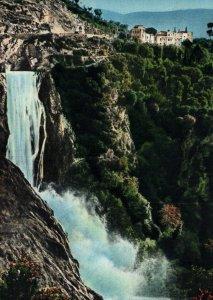 Waterfall,Tivoli,Italy BIN
