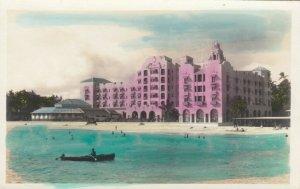 RP: Royal Hawaiian Hotel - HONOLULU , Hawaii , 1910-20s