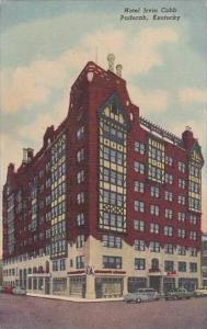 Kentucky Paducah Hotel Irvin Cobb