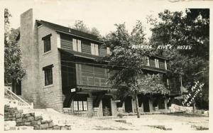 MO - Cassville. Roaring River Hotel    *RPPC
