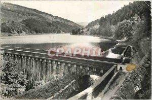 Postcard Modern Surroundings of Saint Etienne Rochetaillee Dam Pas du Riot