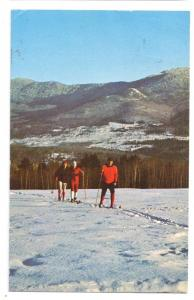 Skiing Ski Touring Trapp Family Lodge Stowe VT 1977