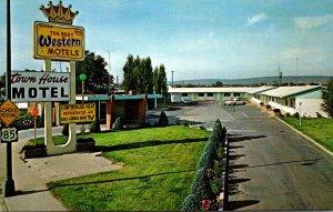 New Mexico Las Vegas Town House Motel