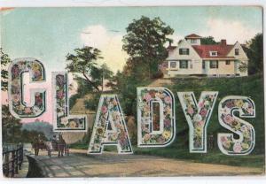 Name - Cladys