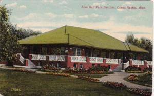 Michigan Grand Rapids John Ball Park Pavilion