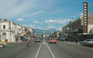 KELOWNA , British Columbia, 1950-1960s ; Broad Avenue