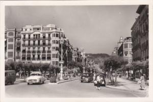 RP: Avenue d'Espagne , SAN SEBASTIAN , Spain , 1940-50s