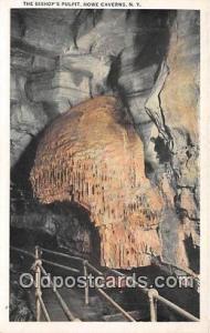 Cave, Caverns, Vintage Postcard Howe Caverns, NY, USA Cave, Vintage Postcard ...