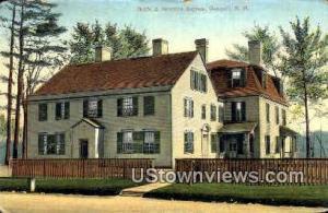 Rolfe & Rumford Asylum Concord NH Unused
