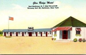 New York Herkimer Glen Ridge Motel
