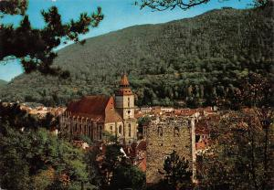 Romania Brasov The Black Church Biserica Neagra