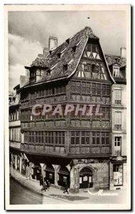 Old Postcard Strasbourg House Kammezrell