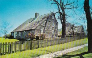 New York Long Island Historic Mulford House East Hampton 1954