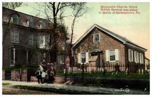 18973    PA Germantown    Mennonite Church