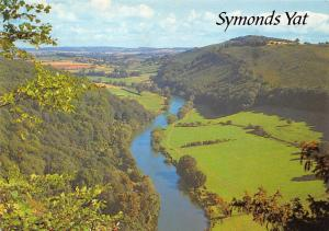 Symonds Yat River Wye from Yat Rock