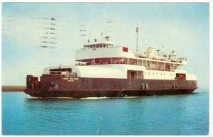 M.V.  LORD SELKIRK , Automobile ferry boat, Woods Islands-Nova Scotia Ferry S...