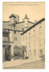 Chessy-les-Mines (Rhone) - Le Chateau et la Fontaine, France, 00-10s
