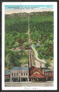 Tennessee, Chattanooga - Incline Railway - Lookout Mountain - [TN-044]