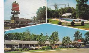 Swimming Pool,  Breezewood Motor Inn & Restaurant,  Williamston,  North Carol...