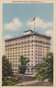 Roger Smith Hotel Washington DC