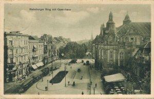 Germany Habsburger Ring mit Opernhaus Köln am Rhein 04.42