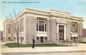 Public Library, Colorado Springs, Colorado, 00-10s