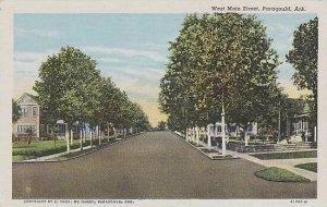 Arkansas Paragould West Main Street