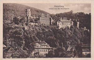 Schloss Von Der Hirschgasse, Heidelberg (Baden-Wurttemberg), Germany, 1910-1920s