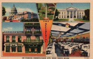 The Occidental Restaurant,Washington,DC