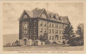 Massachusetts Mount Overton Hall Mount Hermon School Albertype