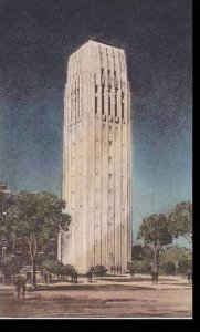 Michigan Ann Arbor Burton Memorial Tower And Charles Baird Carillon Universit...
