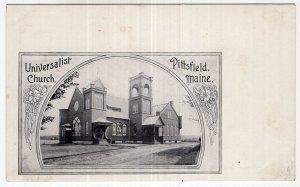 Pittsfield, Maine, Universalist Church