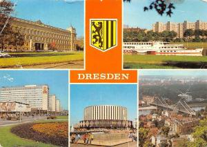 Dresden Bezirksgericht Kaethe Kollwitz Ufer Filmtheater Blauen Wunder