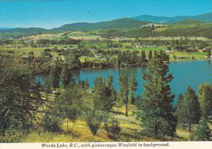 Canada Woods Lake and Winfield British Columbia