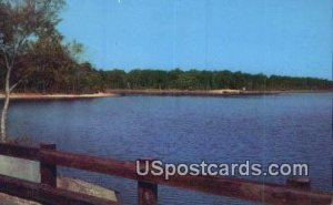 Percy Quinn Lake, Percy Wuinn State Park in McComb, Mississippi