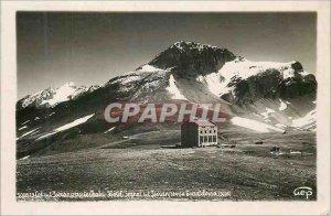 Postcard Modern Chalet Hotel Col de Iseran (2770)