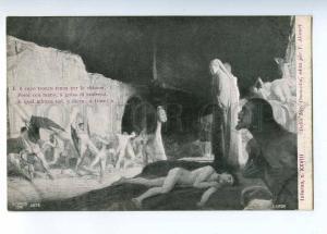 202437 DANTE Nude Men DEVIL by BICCHI vintage ALTEROCCA #4628