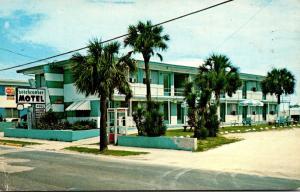 Florida Jacksonville Beach The Beachcomber Motel