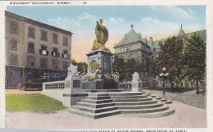 Monument Taschereau, Quebec, Canada, 1900-1910s