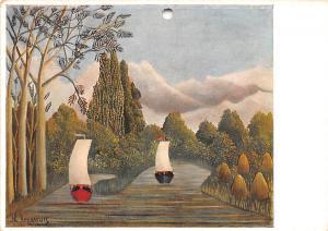 Artist Rousseru