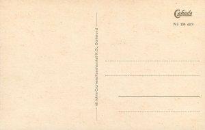 Postcard Germany Wildungen Weltbad Wandelhalle