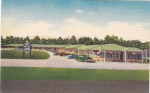 Alabama Mobile Winter Gardens Motor Hotel sk4778