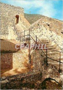 Modern Postcard Chateau Villefranche de Conflent Fort Liberia