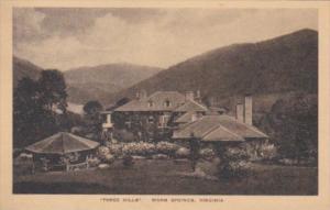 Three Hills Warm Springs Virginia Albertype
